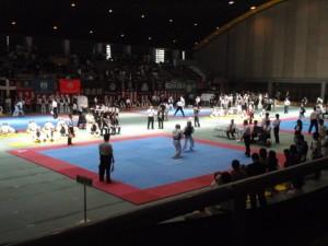 日本拳法、第23回全国大学選抜選手権大会の結果